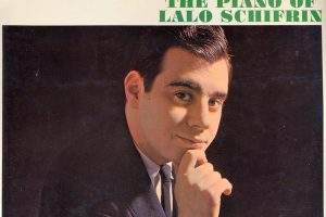 lalo schifrin on an album cover