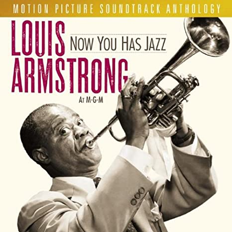 Louis Armstrong at the movies