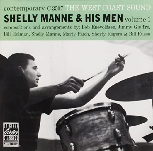 Shelly Manne West Coast Sound