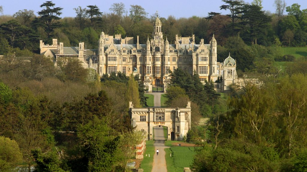 Harlaxton Manor