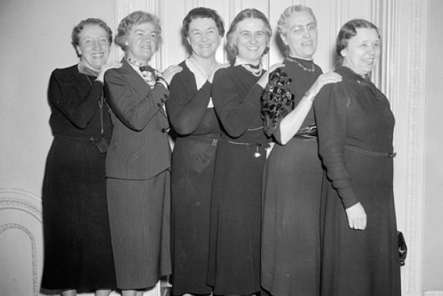 Women Members of Congress, 1938