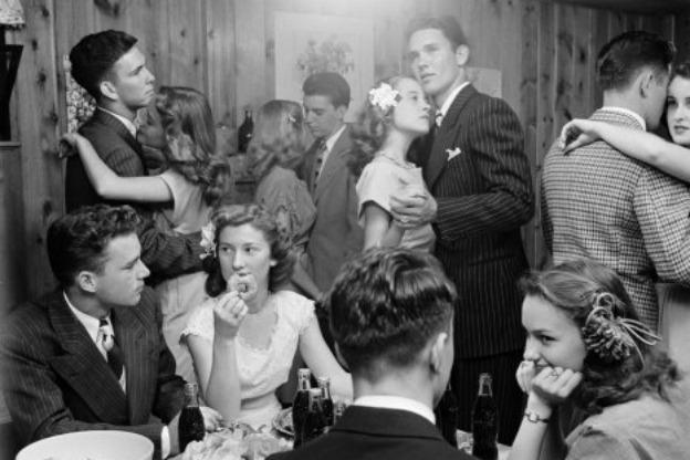 1940s Teenagers