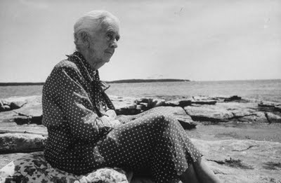 Edith Hamilton in Greece.