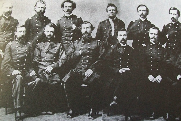 military commission that tried Lambdin Milligan in 1864