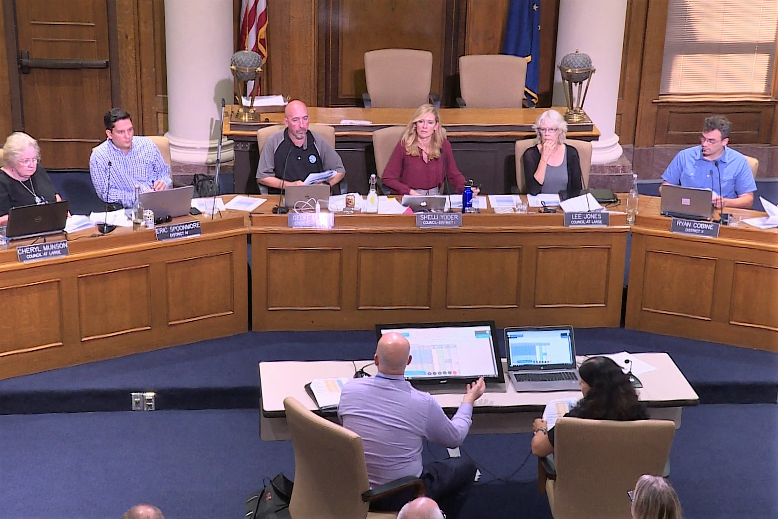 Monroe County Council Begins Review of 2019 Budget Proposal