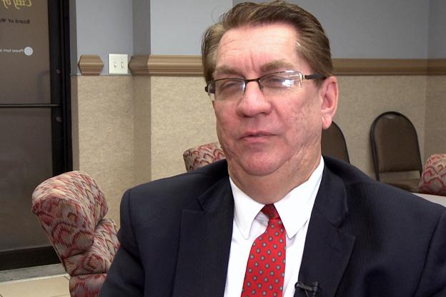 Terre Haute Mayor Duke Bennett