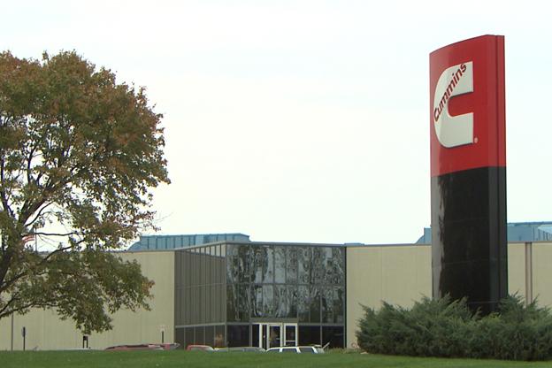 Cummins manufacturing in Columbus