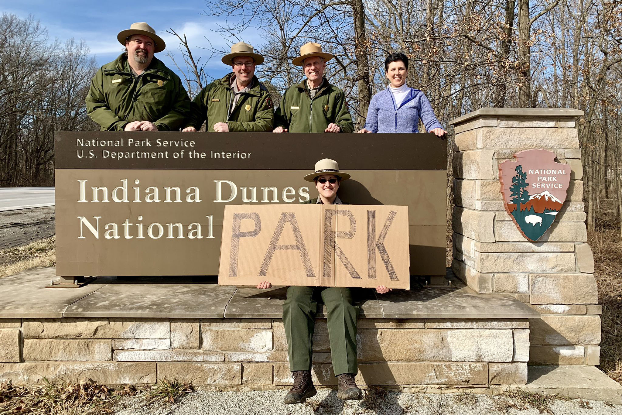 Indiana Dunes National Lakeshore is the state's first National Park.