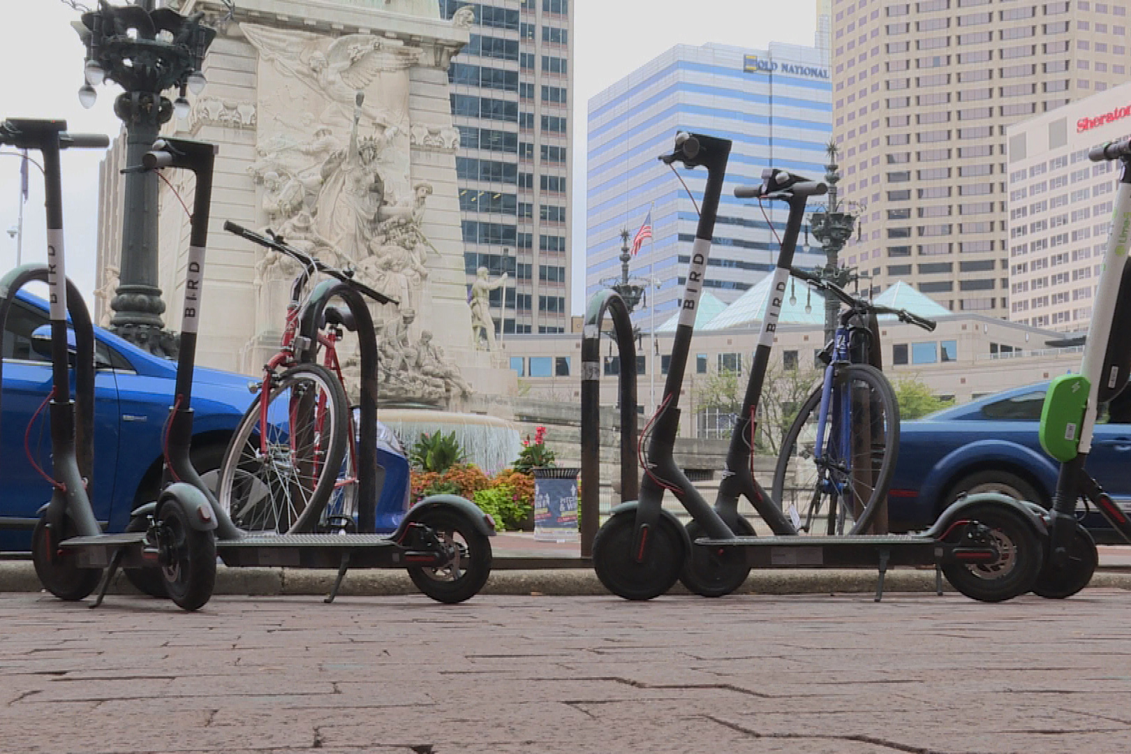 Communities Across Indiana Tackle Electric Scooter Rentals