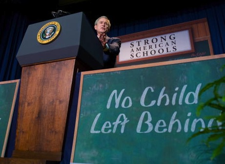 The failure and negative impact of the no child left behind act