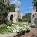 Indiana University's Sample Gates