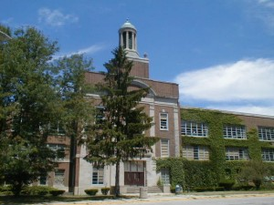 Lew Wallace Science, Technology, Engineering, and Math Academy would be the home of all ninth grade Gary students.