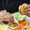 Rokita's legislation, the Improving Child Nutrition and Education Act, would restrict the number of schools able to provide free lunch to any and all students. (Tim Boyle/Getty Images)