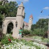 The Sample Gates at Indiana University Bloomington, taken last summer. This summer, IU system campuses statewide will offer a 25 percent tuition discount.