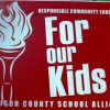 Members of the Madison County School Alliance have been trying to break away from the Anderson Community School Corporation Since 2010.