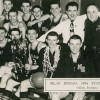 The high school basketball team from tiny Milan famously beat much bigger teams to capture Indiana's state championship in the days of single-class basketball. No school with fewer than 500 students won the tournament until the multiple-class system was instituted in 1997.