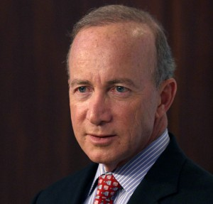 Mitch Daniels will be Purdue University's next president.