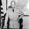 "Before being appointed Supreme Commander of NATO land forces in 1950, future president Dwight Eisenhower served for two years as the president of Columbia University in New York. Reportedly, the job was an uncomfortable fit for both ""Ike"" and the university."