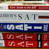 About 69 percent of Indiana students take the SAT.