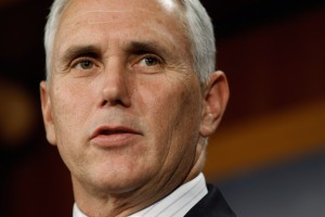 Republican Mike Pence will be Indiana's next governor.