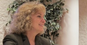Democratic state superintendent candidate Glenda Ritz participates in a panel discussion in Indianapolis last month.