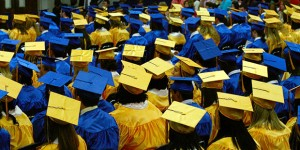 Indiana's graduation rate has ticked up 10 points in the past five years.