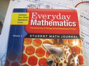 Many Indiana schools are using Everyday Mathematics, curriculum that is aligned to the Common Core State Standards.