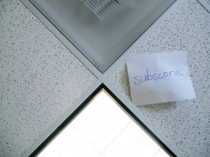Subscore... ceiling.