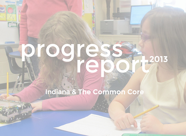 Click here to view Progress Report 2013, StateImpact Indiana's in-depth look at the Common Core debate.