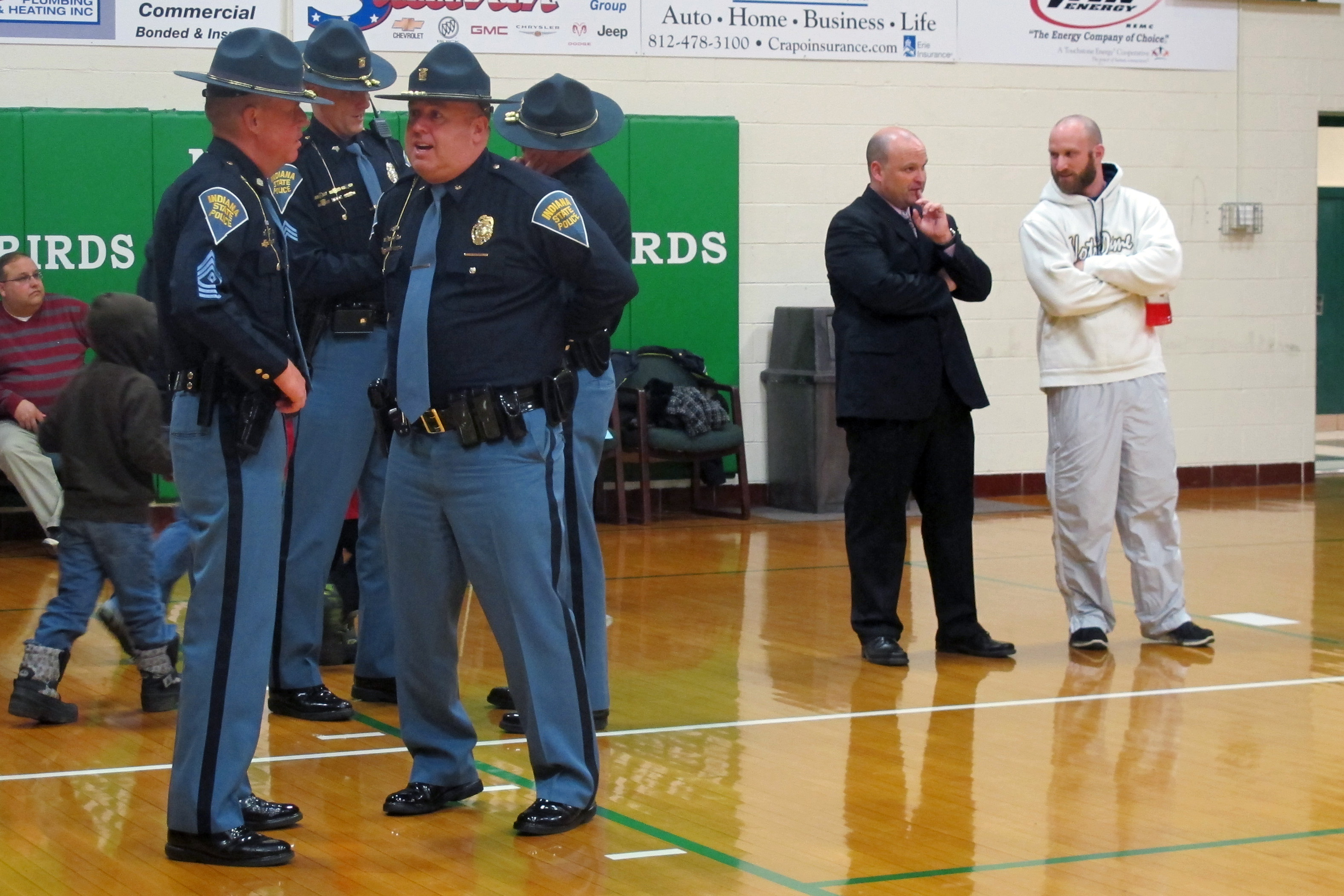 Security metal detector school - More Than 30 Law Enforcement Personnel Provided Security At The Northeast School Corporation Board Of Trustees