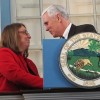 Gov. Mike Pence delivers his annual State of the State address Tuesday night.