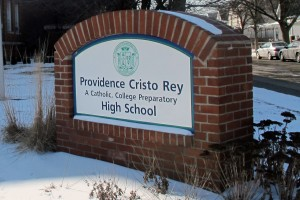 Students who attend Providence Cristo Rey High School are placed in a work-study program that helps teach job skills.