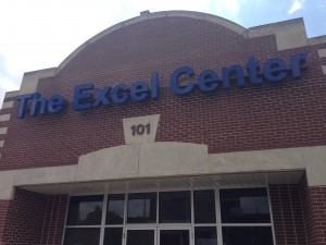 The Excel Center in Kokomo serves over 300 adult students seeking their high school diploma.