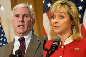 Indiana Governor Mike Pence and Oklahoma Governor Mary Fallin both exited the Common Core this year, but only Indiana received an extension on its No Child Left Behind waiver.