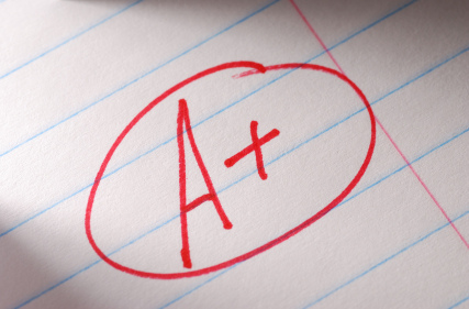 State officials are looking into the possibility that schools might not receive A-F grades for the 2015-16 school year. (Photo Credit: ludwg/Flickr)