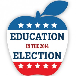 In a mid-term election with no big races, education could prove to be the most important issue to voters.