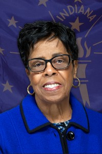 Sen. Earline Rogers, D-Gary (Photo Credit: Indiana Senate Democrats official website)