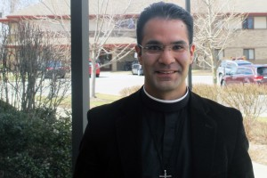 Brother Jesus Alonso is an administrator at Holy Cross College in South Bend, and advocates for resources to help undocumented students go to college.