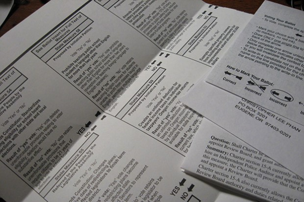 Voters in 10 Indiana school districts will decide on education-related referenda May 3. (Chris Phan/Flickr)
