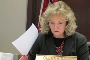 State superintendent Glenda Ritz has come under fire for an education department contract that was awarded to AT&T. The mobile company worked with a softward developer that later hired one of Ritz's aides in an exuctive position. (Kyle Stokes/StateImpact Indiana)