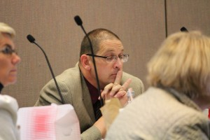 Troy Albert is one of the State Board of Education members the governor did not reappoint to the board Wednesday.