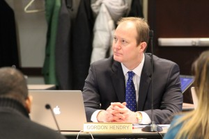 Gordon Hendry will remain on the board, and work with five newly appointed members for the first time at the June 3 meeting in West Lafayette.
