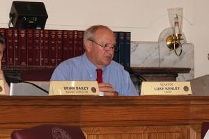 Sen. Luke Kenley, R-Noblesville