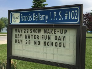 Francis Bellamy preschools is part of the Indianapolis Public Schools system, and is working to improve their program so they can accept students using new preschool scholarships offered by the city and state.
