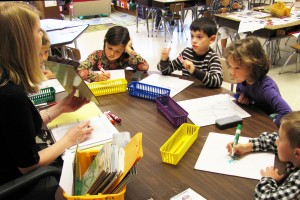 No Child Left Behind is an extensive federal statute that lays the groundwork for school funding in Indiana and across the country. (Photo Credit: woodleywonderworks/Flickr)