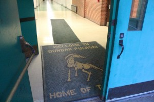 Doors already closed on one failing school in Gary when the State Board of Education voted to close Dunbar-Pulaski Middle School this past March. (Photo Credit: Rachel Morello/StateImpact Indiana)
