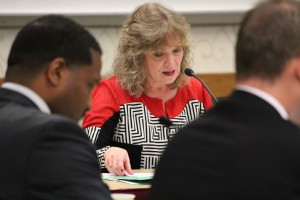 State Superintendent Glenda Ritz (Photo Credit: Rachel Morello/StateImpact Indiana)