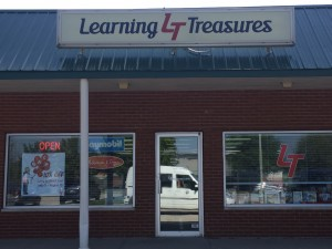 Learning Treasures, a teacher supply store in Bloomington, offers a 10 percent discount on all materials the month before school starts to give teachers spending hundreds of dollars out of pocket a break.