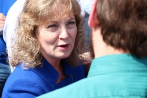 State Superintendent Glenda Ritz will not seek the Democratic nomination for governor in 2016. (Photo Credit: Rachel Morello/StateImpact Indiana)