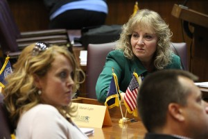 State Superintendent Glenda Ritz has long advocated for a pause in accountability measures tied to the 2016 ISTEP+ test. (Photo Credit: Rachel Morello/StateImpact Indiana)